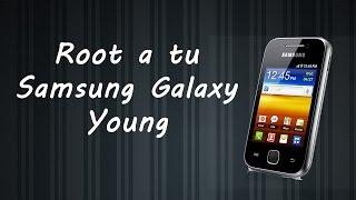 Como rootear el Samsung Galaxy Young GT-S5360 l Fácil