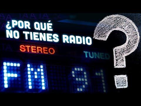 ¿Por qué tu teléfono NO TIENE RADIO FM?
