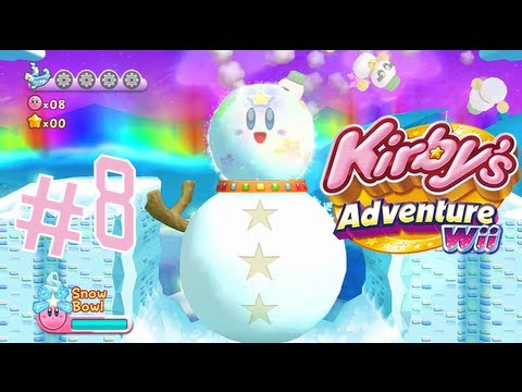 Let's Play Kirby's Adventure Wii (8, German) - Money Boy ey