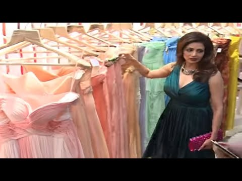ACTRESS SRIDEVI LAST SHOPPING EXCLUSIVE VIDEO