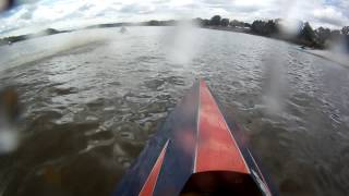 2013 US Title Series NBRA Pro Nationals. 500cc Runabout Heat 1.