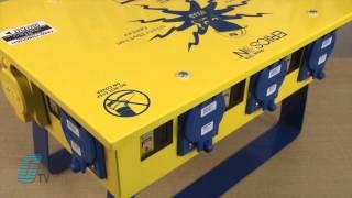 Ericson Oscar Series Portable Power Center