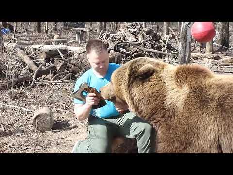 Видео: Крепкую дружбу и топором