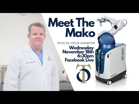 Meet the Mako with Dr. Colin Kingston