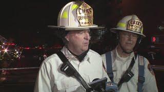 FDNY Update On East Village Fire