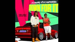 Dj Buckz Ft Dj Maphorisa Down For It Tory Lanez AfroTrap Remix