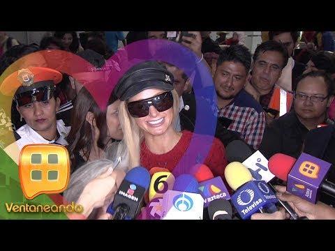 ¡FAN INCONDICIONAL! Paris Hilton llegó a México y mira por quién fue recibida.   Ventaneando