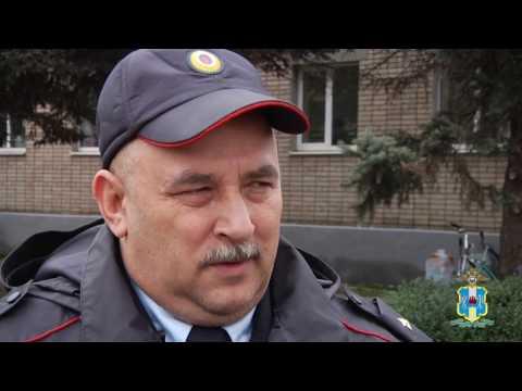 Уполномочен участковым быть: майор полиции Владимир Боков