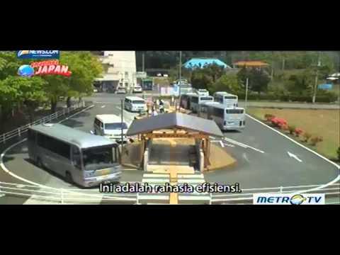 Bus Eagle   Kawagoe City Japan tour