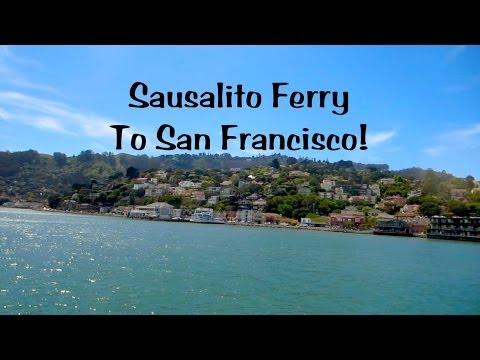 Sausalito Ferry Ride -  April 17, 2014