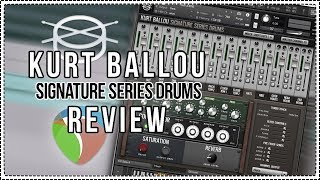 Kurt Ballou Signature Series Drums by Room Sound - Review