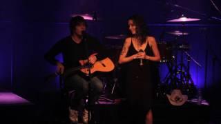 Daniela Herrero -Barro Tal Vez con Nahuel Pennisi