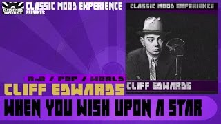 Cliff Edwards - When you Wish Upon a Star (1940)