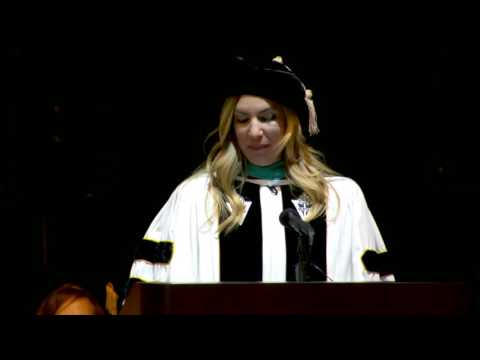 Heather Abbott '03G 2016 Providence College Commencement Address