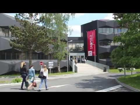 Film de présentation de l'ESC Rennes - Admissibles 2013