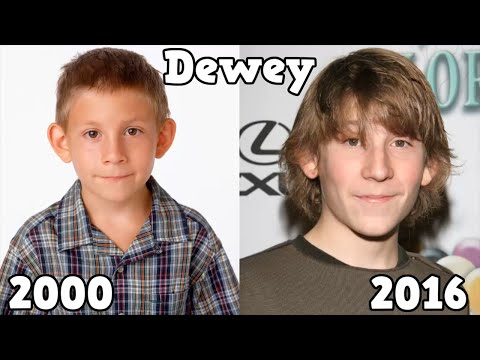 Malcolm in the Middle  Before And After 2016