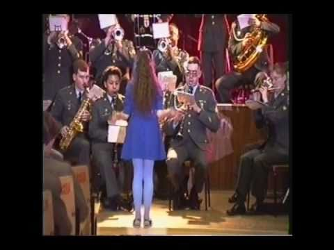 Concert of U.S. Berlin Brigade Band in Russian Brigade (Karlshorst) in June 1991.  Full version.
