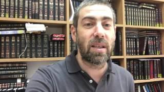 Уроки Торы по книге Путь Праведных - РАМХАЛЬ. УРОК №1.