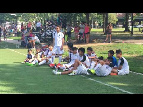 L.S SELECT F.C     VS      NYKIDS SC