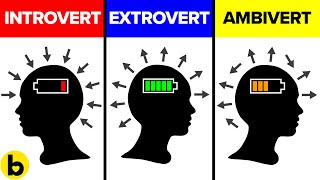Are You An Introvert, Extrovert Or Ambivert?