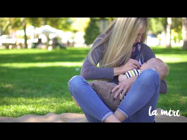 Mama Entwirft Revolutionäre Kleidung Für Stillende Mütter