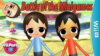 ABM: Wii Party U 'Battle of the Minigame' HD
