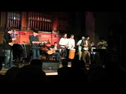 Brazilian Jam at the Old Church