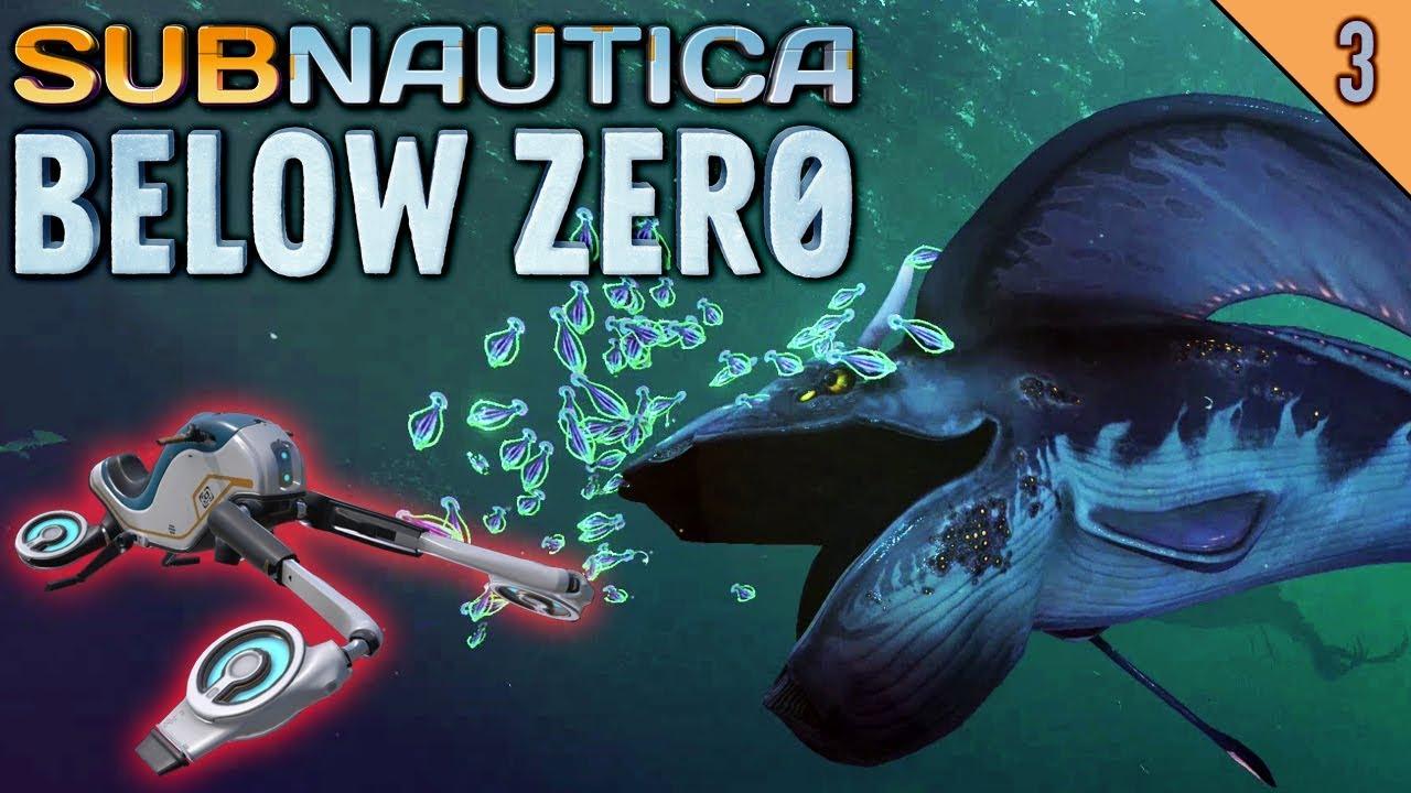 Subnautica Below Zero #3 | VIENDO SECRETOS Y EXPLORANDO ...