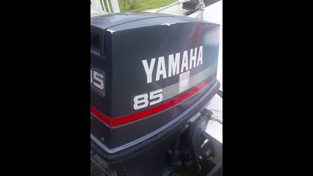 1994 Yamaha 85hp 2 Stroke You