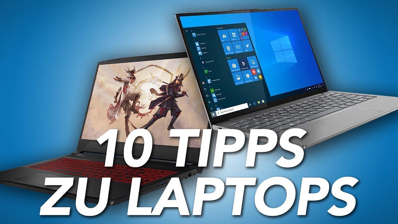 SO findet Ihr den PERFEKTEN & GÜNSTIGEN Laptop!