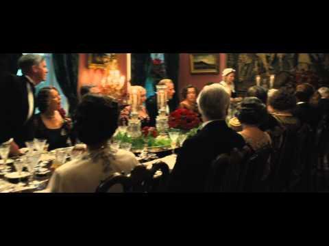 Hyde Park On Hudson: Dinner Party 2012 Movie Scene