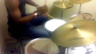 """Travis King, Jr's """"Take Five"""" Drum Solo"""
