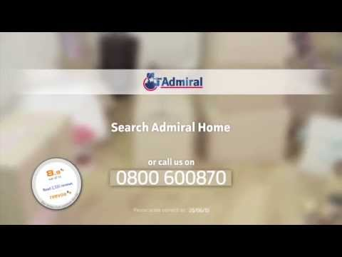 Home insurance from Admiral