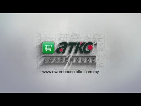 ATKC eWarehouse Logo Animation