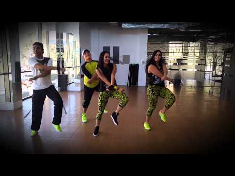 ZUMBA Yandel - Plakito ft. El General Gadiel BY HONDURAS DANCE CREW