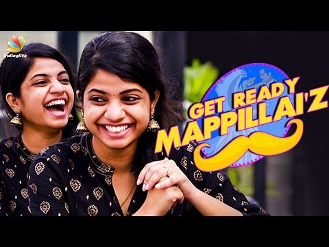 Are You RJ Raghavi Mappillai ? Interview | Get Ready Mappillai'z | Wedding Conversation