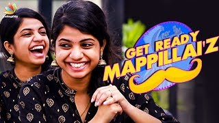 Are You RJ Raghavi Mappillai ? Interview | Get Ready Mappillai