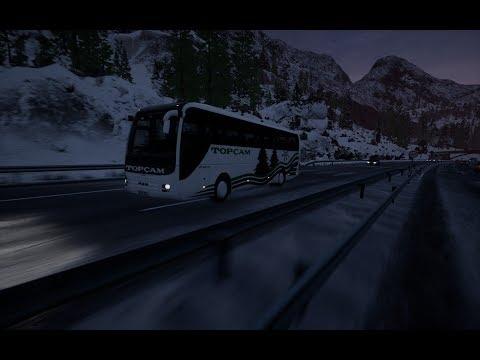Fernbus Simulator Spiel stürzt während der Aufnahme ab!  