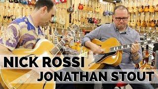 Jonathan Stout & Nick Rossi