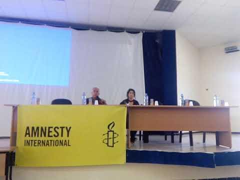 L'actualité de la liberté d'expression en Algérie, conférence du Pr. Belkacem Mestfaoui
