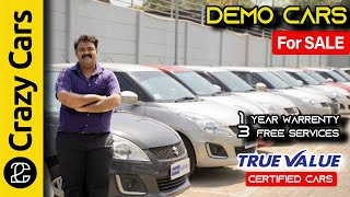 Demo Cars for Sale | Used Cars…