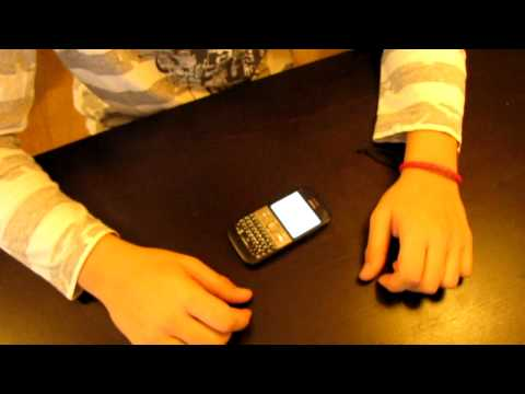 Nokia E5 MENU And Features [HD]