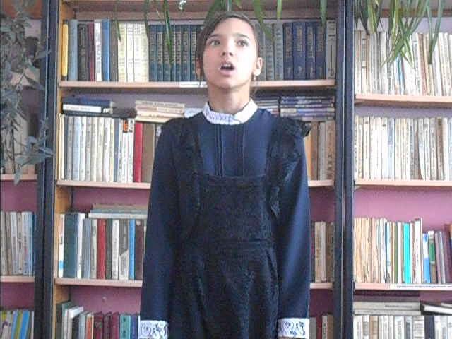 Изображение предпросмотра прочтения – АннаНижникова читает произведение «К самому себе (Я желал бы рекой извиваться…)» В.Я.Брюсова