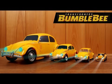 Transformers Toys - Different 7Type BumbleBee