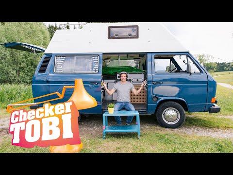 Der Camping-Check | Reportage für Kinder | Checker Tobi