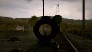 Arma 2 Free Gameplay Trailer HD