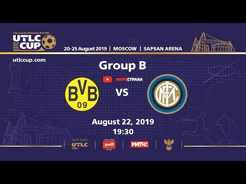 Borussia Dortmund (Germany) Vs Inter Milano (Italy). 2019 UTLC Cup. Group B.