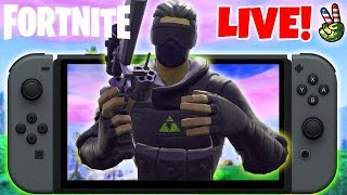 Pro Nintendo Switch Player! // How To Reload Faster 101! // (Fortnite Battle Royale LIVE)
