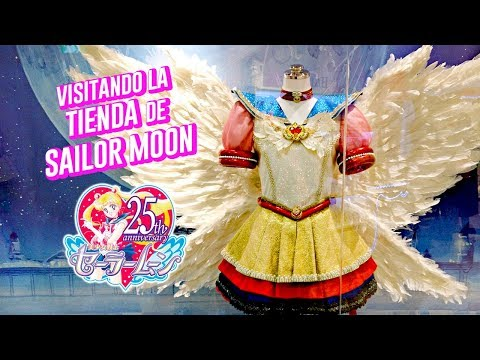 La Sailor Moon Store🌙 | #IXOVlogs Japón 🇯🇵