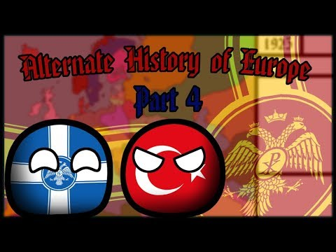 Alternate History of Europe #4 - Byzantium's back   Season 2